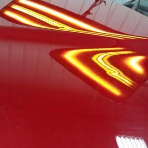 car color detail